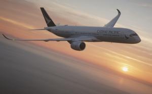 Cathay Pacific renforce ses vols entre Paris et Hong Kong cet été