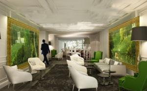Hôtel Renaissance Paris Le Parc : 5 étoiles et un nouveau jardin au cœur de Paris