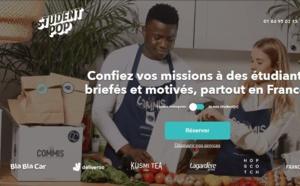 Missions courtes : Student Pop met en relation professionnels et étudiants