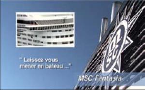 MSC Croisières dévoile ses navires aux agents de voyages... en vidéo