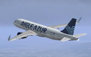 Aigle Azur lance une ligne Marseille - Moscou-Domodedovo
