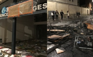 """Gilets Jaunes : l'énorme coup de gueule de la directrice """"d'une agence dévastée"""" à Bordeaux !"""