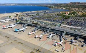 L'aéroport Marseille Provence vise les 10 millions de passagers en 2019