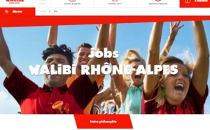 Walibi Rhône-Alpes recrute 200 personnes pour la nouvelle saison