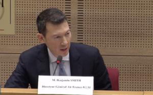 Air France : l'audition de Benjamin Smith au Sénat en 8 points clés