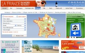 La ''France du nord au sud'' table sur 22 M€ de volume d'affaires en 2011
