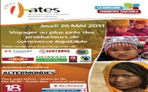 ATES : voyage au cœur du commerce équitable le 26 mai à Paris