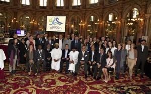 Malgré la crise du monde arabe, Oman s'en sort plutôt bien...