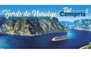 Costa met les gaz vers les fjords