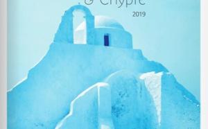 """Été 2019 : Kuoni sort sa brochure """"Grèce et Chypre"""""""