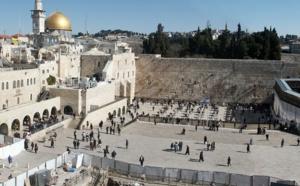 Jérusalem bat son propre record de fréquentation touristique en 2018