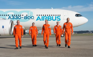 Airbus va verser une prime à plus de la moitié de ses salariés