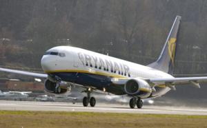 Ryanair lance Faro et Malaga au départ de Bordeaux