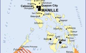 Philippines : les déplacements formellement déconseillés au Sud du Pays