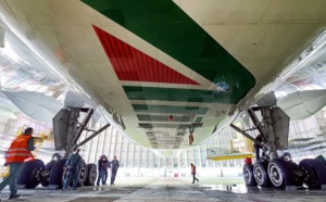 Alitalia reprise par Delta … avec Air France-KLM ?