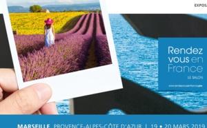Rendez-vous en France 2019 : la région PACA à l'honneur