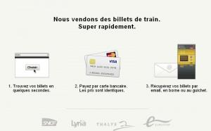 Capitainetrain.com : la vente en ligne de billetterie train en version simplifiée