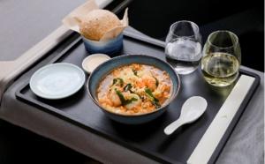 Cathay Pacific propose des menus d'inspiration hongkongaise