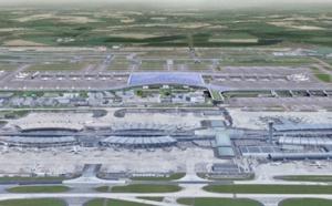 """Terminal 4 Roissy : """"d'ici le mois de mai se jouera l'avenir du transport aérien en IDF"""""""