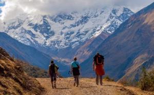 Pérou : le Chemin de l'Inca en travaux en février 2019