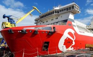 Corsica Linea va électrifier ses navires à quai à partir de 2019