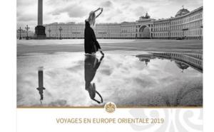 Les Maisons du Voyage : sortie du catalogue « Voyages en Europe Orientale 2019 »