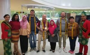 """Indonésie : suivez """"Pays & Marchés du Monde"""" sur les réseaux sociaux"""