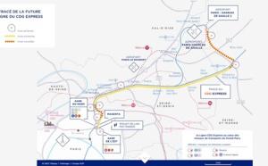"""CDG Express : pour Elisabeth Borne le projet """"est nécessaire et il sera réalisé"""""""