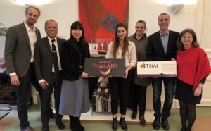 Elearning Thaïlande : Louise Desmoulains (Asia) remporte un billet A/R vers Bangkok