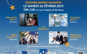 CFA des Métiers de l'Aérien : 813 contrats en alternance pour la rentrée 2019
