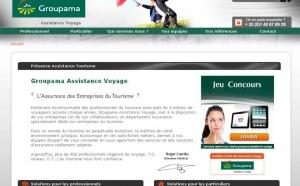 Groupama Assistance Voyage se veut l'interlocuteur unique des pros en matière d'assurances