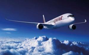 Qatar Airways déploie l'A350-1000 sur Paris et Nice