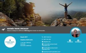 Noumea Travel Specialist rejoint DMCMag.com