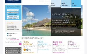 Beachcomber Hotels sur les smartphones