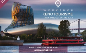 L'oenotourisme donne rendez-vous aux pros à Bordeaux !