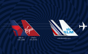 Air France, KLM et Virgin Atlantic lancent leur partage de codes