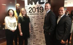 New York City veut être une destination incontournable en 2019