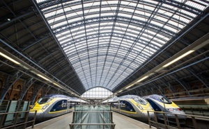 Eurostar affiche des ventes en hausse de 12% en 2018