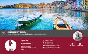 Italie : Venice Liberty Travel rejoint DMCMag.com