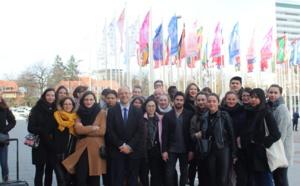 Ecole Supérieure de Tourisme Troyes-Paris-Metz : les étudiants à l'ITB !