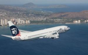 Alaska Airlines ouvre une ligne San Diego-Hawaï en novembre 2011