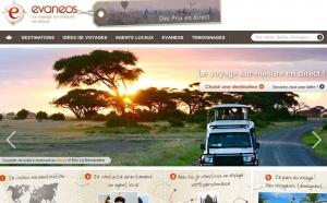 Vente directe avec les réceptifs : Evaneos immatriculé chez Atout France