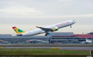 Air Senegal a reçu son premier A330neo