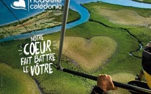 Nouvelle-Calédonie : les voyageurs au cœur de la nouvelle campagne de com'