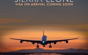 Sierra Leone: Visa à l'arrivée et e-Visa en préparation