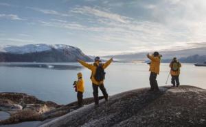 Bleu Voyages devient une agence certifiée Quark Expedition®