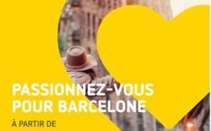 Vueling s'affiche en région parisienne