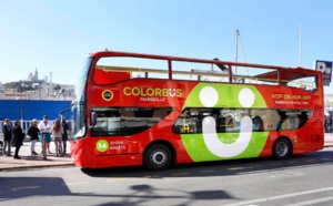 """""""Cruising Marseille Provence"""" : Colorbus nouveau partenaire du mag des passagers en escale"""