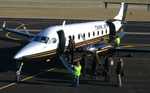 Twin Jet ouvre une ligne Marseille-Pau