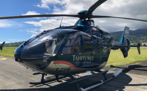 Tahiti Nui Helicopters : un nouveau prestataire basé à Papeete